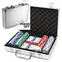Poker Game Set 200 Piece (Free Shipping)