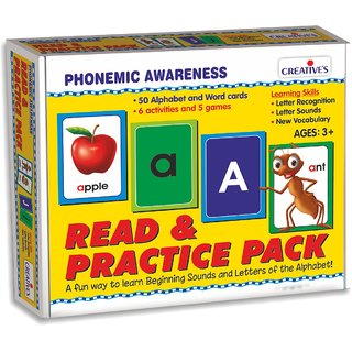 Read & Practice Pack-(Plastic Box)