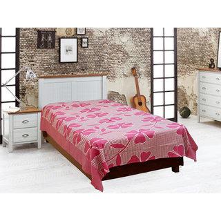 Akash Ganga Cotton Single Diwan Bedsheet (Diwan1)