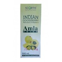 SCORTIS ---AMLA JUICE-500 ml