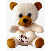 10 Inch Teddy Bear - Soft, Cute with Love