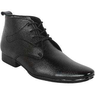 george adam 16030 black office boots