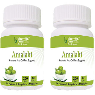 Amalaki Capsules 60s (Pack of Two)