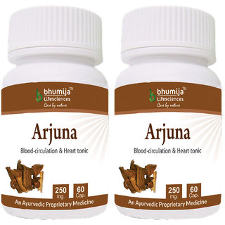 Arjuna Capsules 60s (Pack of Two)