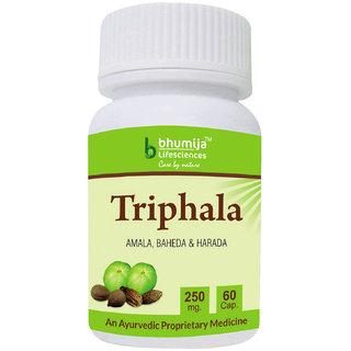 Triphala Capsules 60s