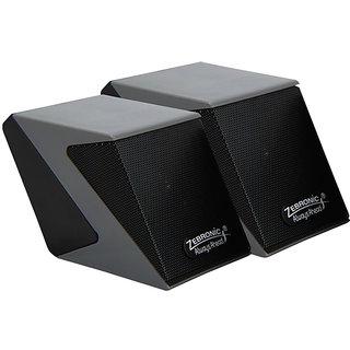 Zebronics-Cubic-Grey-2.0-Speaker
