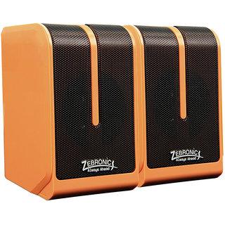 Zebronics Neo - Orange 2.0 Speaker