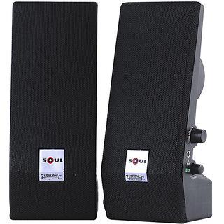 Zebronics Soul 2.0 Speaker