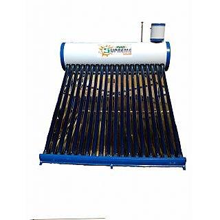 Max Supreme Solar PC 200 LPD ETC Solar Water Heater