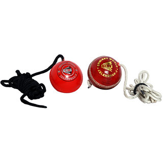 Cw Cricket Hanging Ball ( Pack of Two)