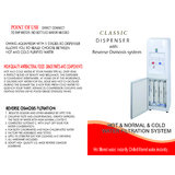 Water Dispenser With  Ro Water Purification System