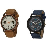 Oura Analog Multi Round Dial Casual Wear Watch For Men-MWWB-15149-155