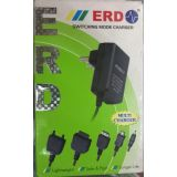 All In One Multi Pin Charger Mobile Phone Samsung, Nokia, LG, Micromax Etc