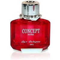 Concept ORIGINAL Car Perfume Rose Diffuser Air Freshener 100 Ml