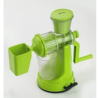 Non Electrical Fruit Juicer - Green