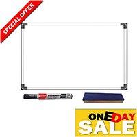 White Board Marker & Writing Board (2 In 1)