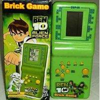 Ben10 Brick Game