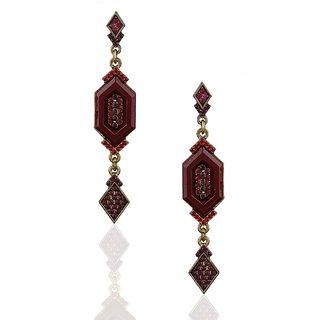 Anuradha Art Stylish Danglers Earrings For Women