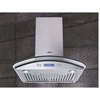 ELICA GLACE LTW 60 60 SLIM ELC TURBO LED CHIMNEY