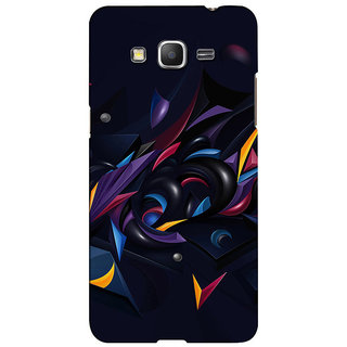 Instyler Premium Digital Printed 3D Back Cover For Samsung Glaxy Grand Max 3DSGGMDS-10097
