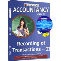 Extraminds Class XI - Accountancy - Title 3