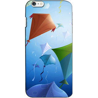 Instyler Premium Digital Printed 3D Back Cover For Apple I Phone 6S Plus 3DIP6SPDS-10055