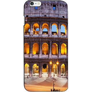 Instyler Premium Digital Printed 3D Back Cover For Apple I Phone 6S Plus 3DIP6SPDS-10075