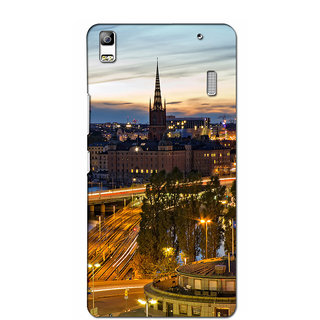 Instyler Premium Digital Printed 3D Back Cover For Lenovo K3 Note 3DLENK3NDS-10069