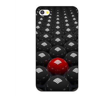 Instyler Premium Digital Printed 3D Back Cover For Apple I Phone 5S 3DIP5SDS-10053