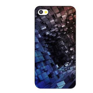 Instyler Premium Digital Printed 3D Back Cover For Apple I Phone 5S 3DIP5SDS-10095