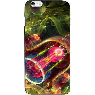 Instyler Premium Digital Printed 3D Back Cover For Apple I Phone 6 3DIP6DS-10083