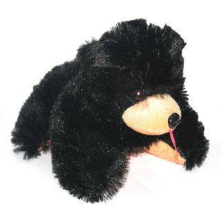 Soft Toy (Black Dog)
