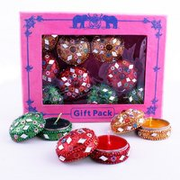 Perfume Candles Pack Of 12