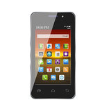 "Smart Phone Dual SIM 1.2 GHZ OptimaSmart OPS-41D Android with 3.5"" Screen-Black"