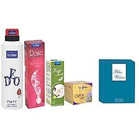VI-John Lemon Hair Removal Cream, Fairness Cream, Rose Body Butter, Pure Deodora