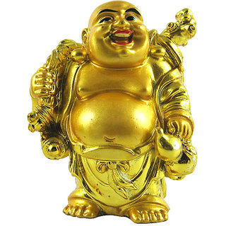 D S Feng shui laughing buddha for wealth and happiness