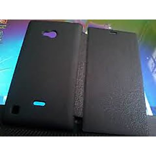 flip cover nokia lumia 720 black available at ShopClues for Rs.140