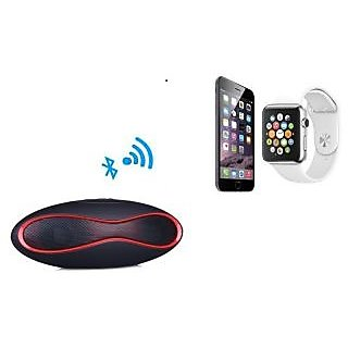 Mini Bluetooth Portable Music Speakers with FM/TF Card/Usb/Mic For