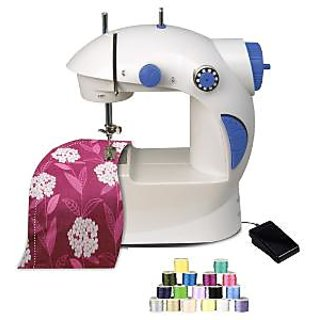 Vox Mini Silai Machine with Thread Set  V201 available at ShopClues for Rs.1999