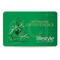 Lifestyle Gift Card worth Rs. 5000