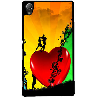 Instyler Digital Printed Back Cover For Sony Xperia Z5SONYZ5DS-10108