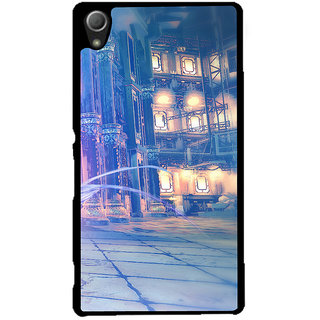 Instyler Digital Printed Back Cover For Sony Xperia Z5SONYZ5DS-10141