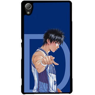 Instyler Digital Printed Back Cover For Sony Xperia Z5 Dual SONYZ5DDS-10065