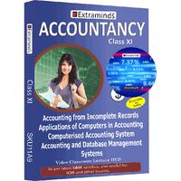 Extraminds Class XI - Accountancy - Title 9