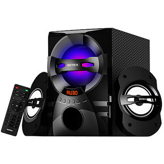 Intex 2.1 Computer Multimedia speaker IT-2525 SUF GLO