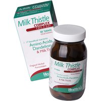 HealthAid Milk Thistle Complex - 60 Tablets