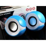 Portable Mini 3.5mm Usb Speaker For Iphone Ipod Mp3 Tablet Pc Laptop