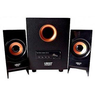 Ubon Mini Home Theater CP-302 Bluetooth/USB TF/FM (Bluetooth Speakers)