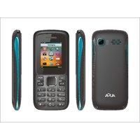 Aqua Neo (1600 MAh Battery, Dual SIM) Black+Blue