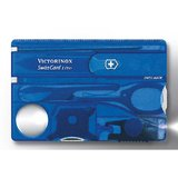 Victorinox Swiss Card Lite Saphhire Blue Translucent Swiss Army Knife